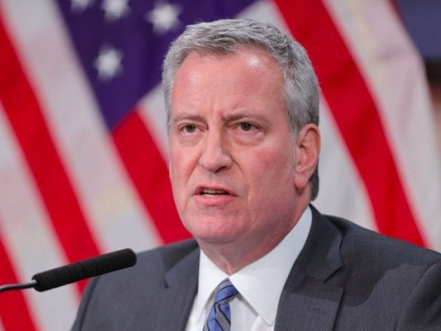 Bill de Blasio Says His Daughter Was Acting Peacefully During Arrest in New York City Protest