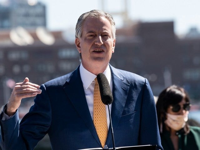 A Street in Each New York City Borough Will Be Renamed 'Black Lives Matter', Bill de Blasio Says
