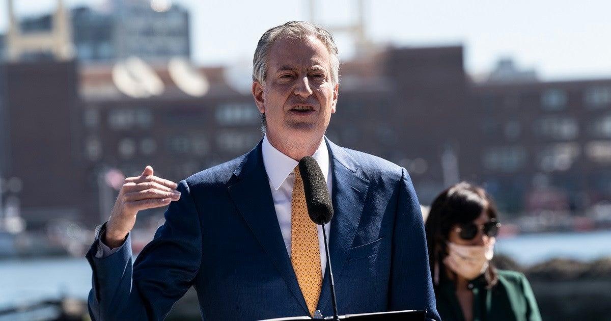 new-york-city-mayor-bill-de-blasio-getty