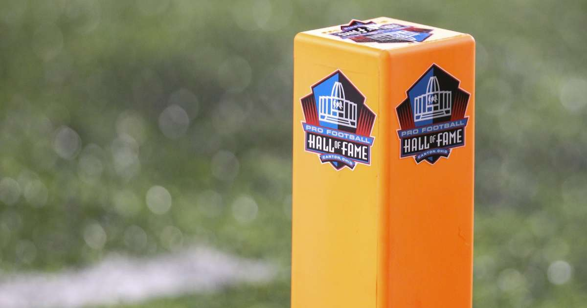 NFL cancels Hall of Fame game Cowboys Steelers enshrinement ceremony postponed