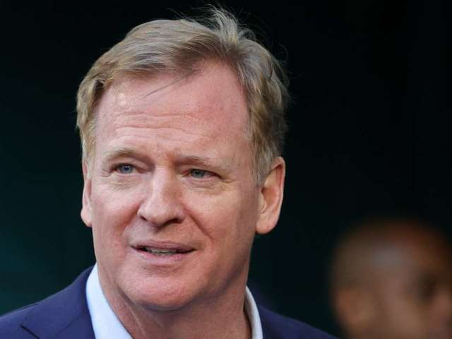 NFL Commissioner Roger Goodell 'Encourages' a Team to Sign Colin Kaepernick