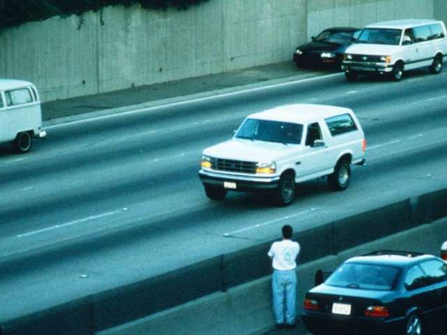 Ford Revealing New Bronco on O.J. Simpson's Birthday