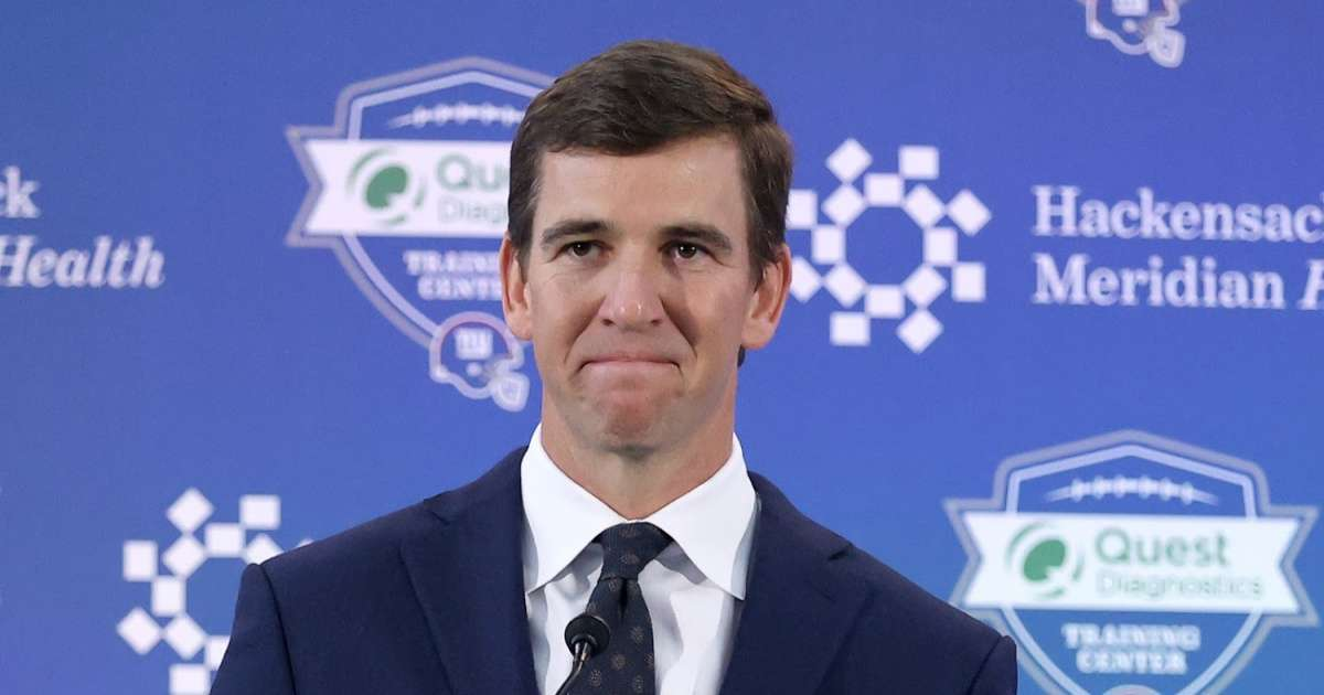 Ole Miss retire Eli Manning No 10 jersey this year