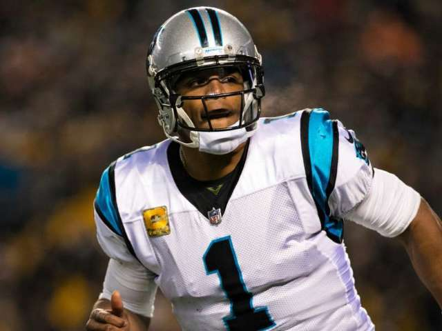 Panthers Called out for Excluding Cam Newton in 'Greatest of All Time' Tweet