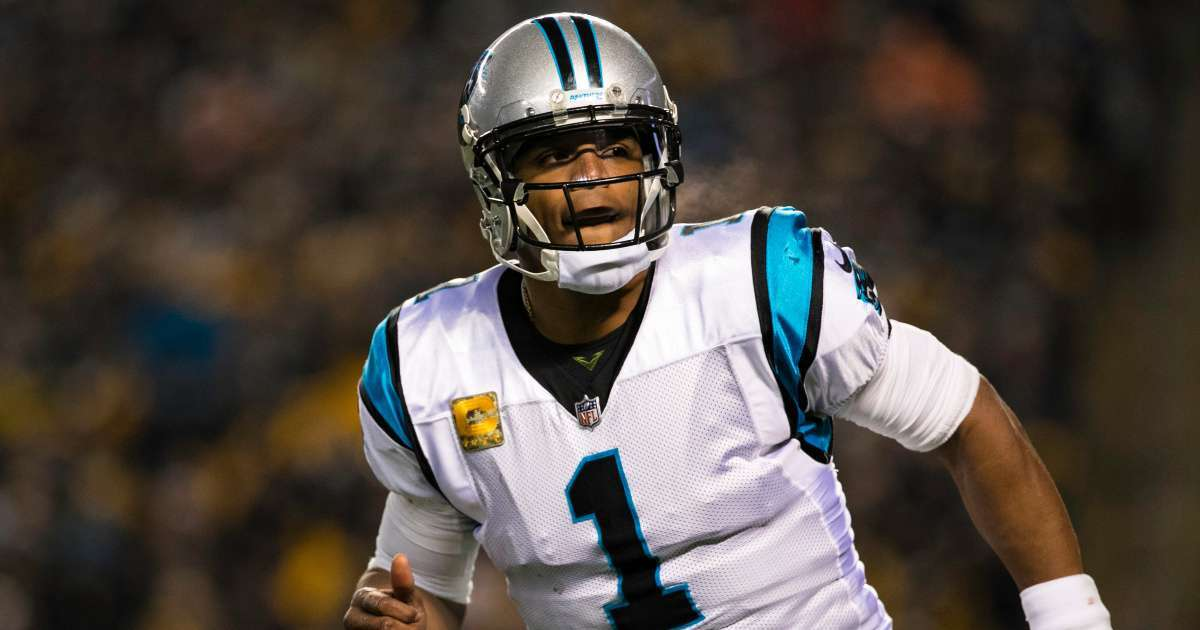Panthers Called out excluding Cam Newton greatest of all-time tweet