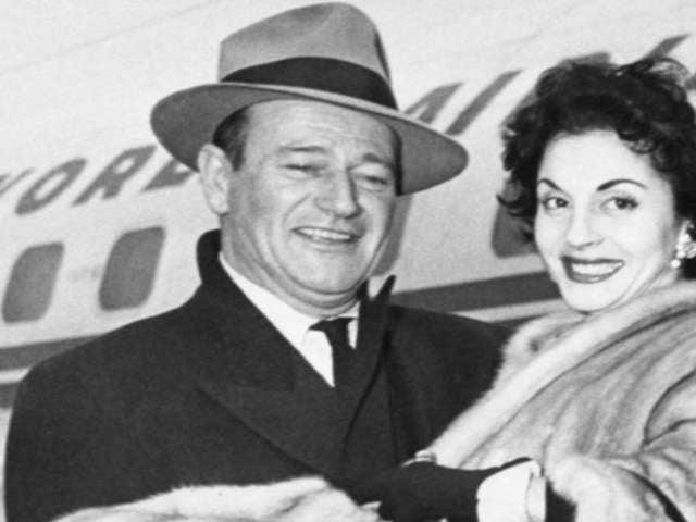 John Wayne's Wife Pilar Pallete: What to Know