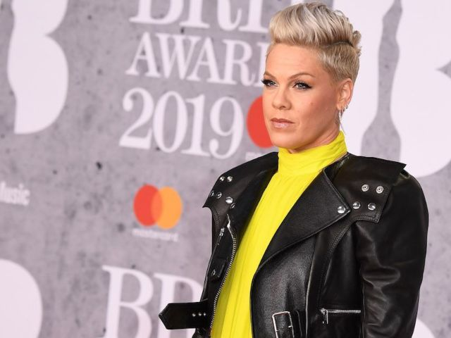 Pink's Dad Jim Hospitalized After Falling off Ladder Amid Second Round of Chemotherapy for Prostate Cancer