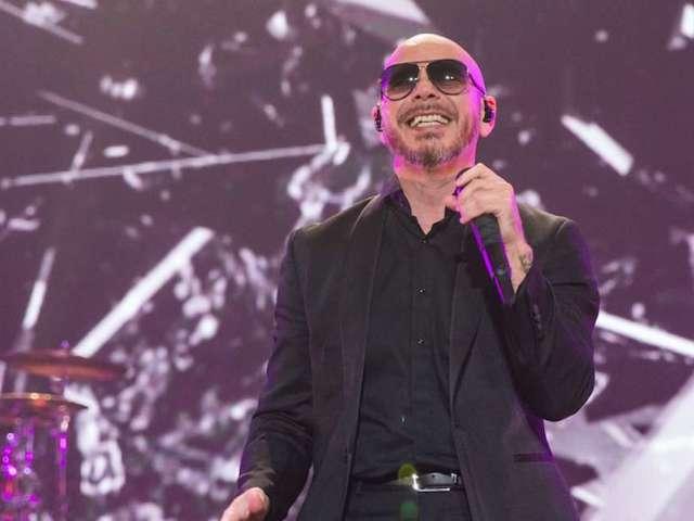Dixie Vodka 400 Features Pitbull During Intro Video, Leaving Fans Split