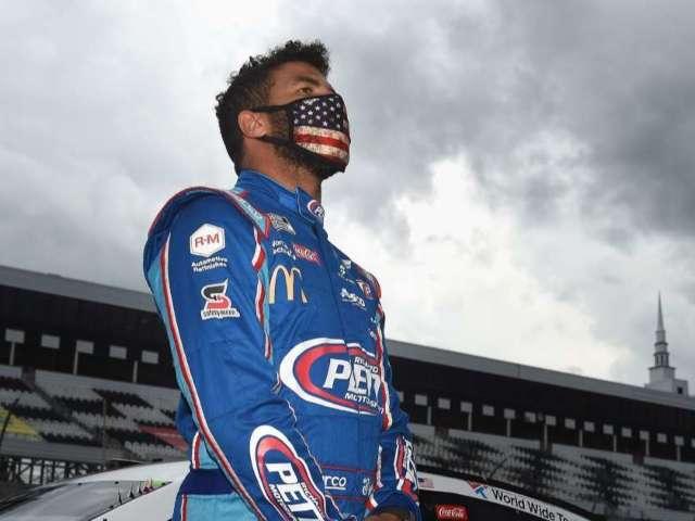 Pocono 350: Bubba Wallace Reacts to 20th Place Finish After Avoiding Crash