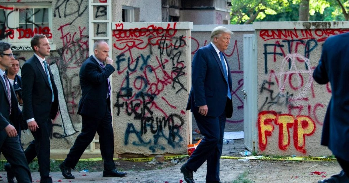 president-donald-trump-washington-dc-george-floyd-protests