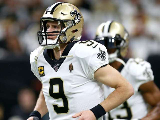 Protesters in New Orleans Chant 'F— Drew Brees' After Kneeling Comments