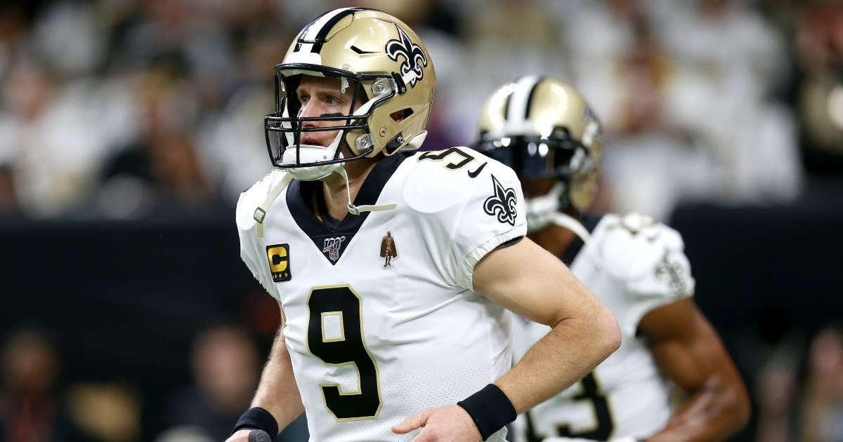 Protesters in New Orleans chant Drew Brees kneeling comments