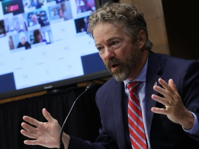 Rand Paul Single-Handedly Blocking Anti-Lynching Bill From Passing in Congress