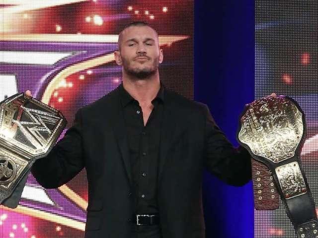 WWE's Randy Orton Reveals Private Plane Purchase