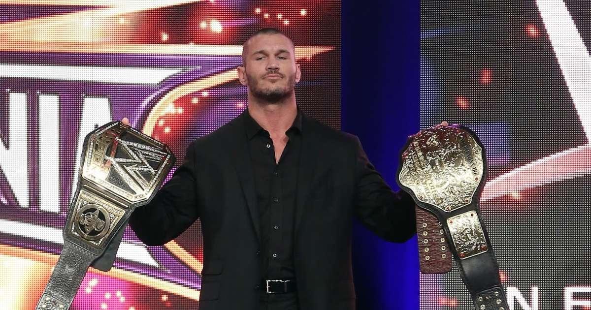 Randy Orton reveals private plane purchase