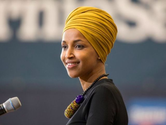 Rep. Ilhan Omar Drawing up Articles of Impeachment for Donald Trump After DC Mob Breaches Capitol