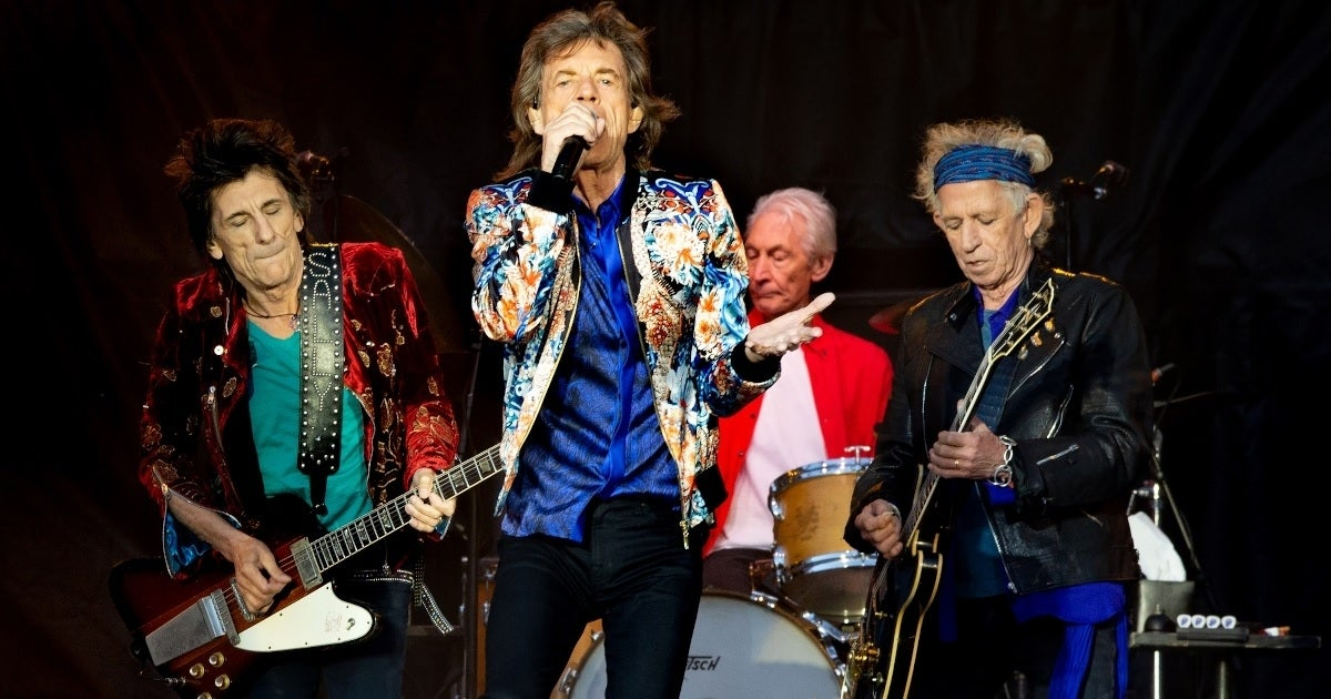 rolling stones getty images