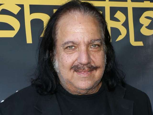 Ron Jeremy Mug Shot Released After He's Officially Charged With Rape
