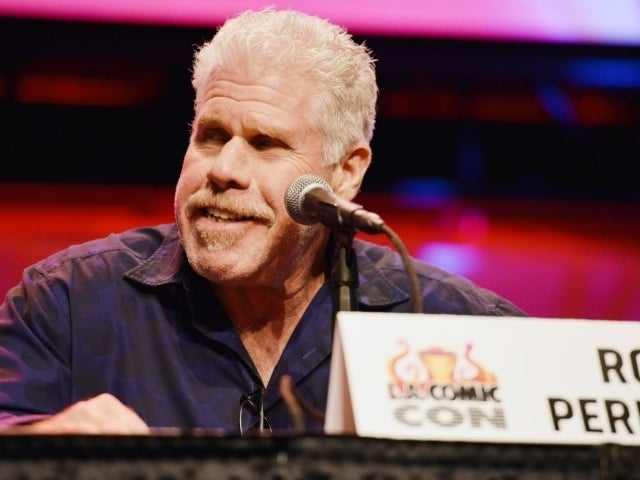 'Sons of Anarchy' Star Ron Perlman Supports Portland Protesters While Bashing Donald Trump
