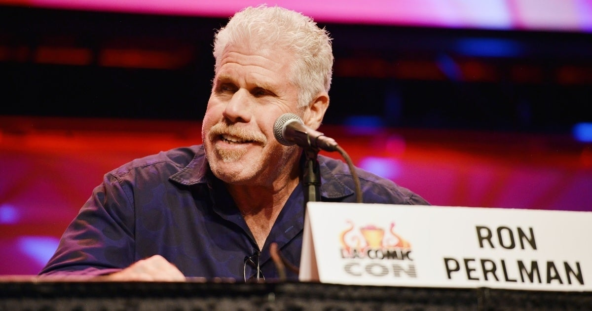 ron perlman getty images