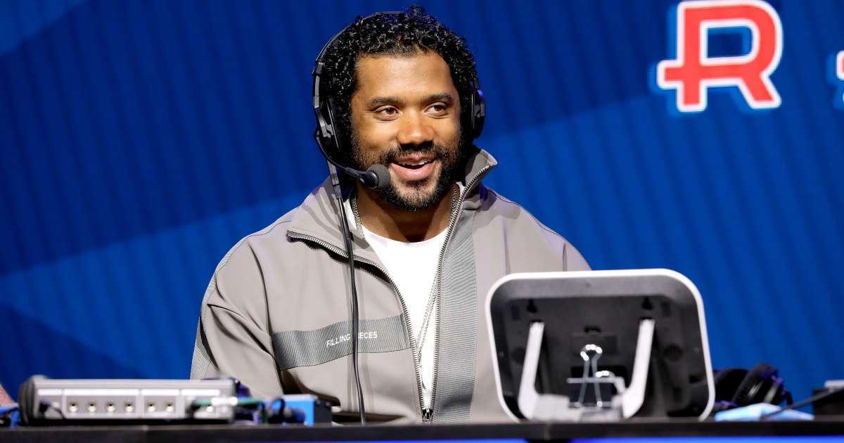Russell Wilson black lives matter opening 2020 ESPY Awards