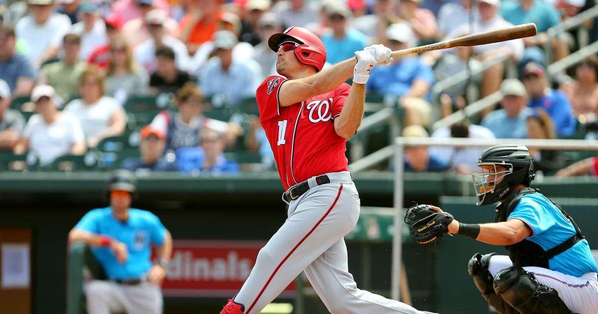 Ryan Zimmerman MLB players option out 2020 season COVID-19 pandemic