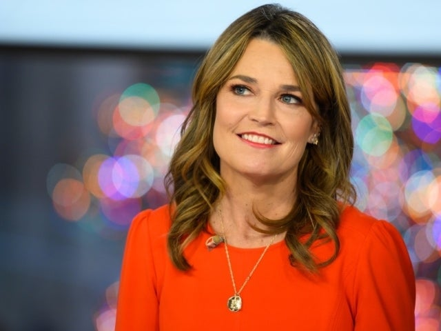 'Today' Fans Send Savannah Guthrie Well Wishes on Day of Her Eye Surgery