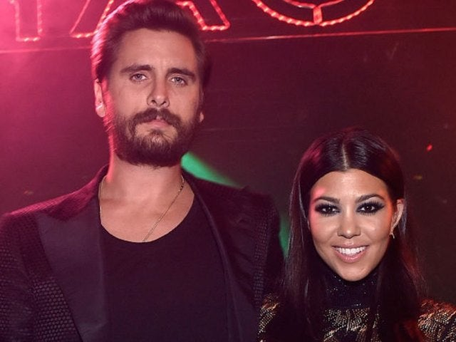 Kourtney Kardashian's Outfit Choice Sparks Scott Disick Reconciliation Rumors