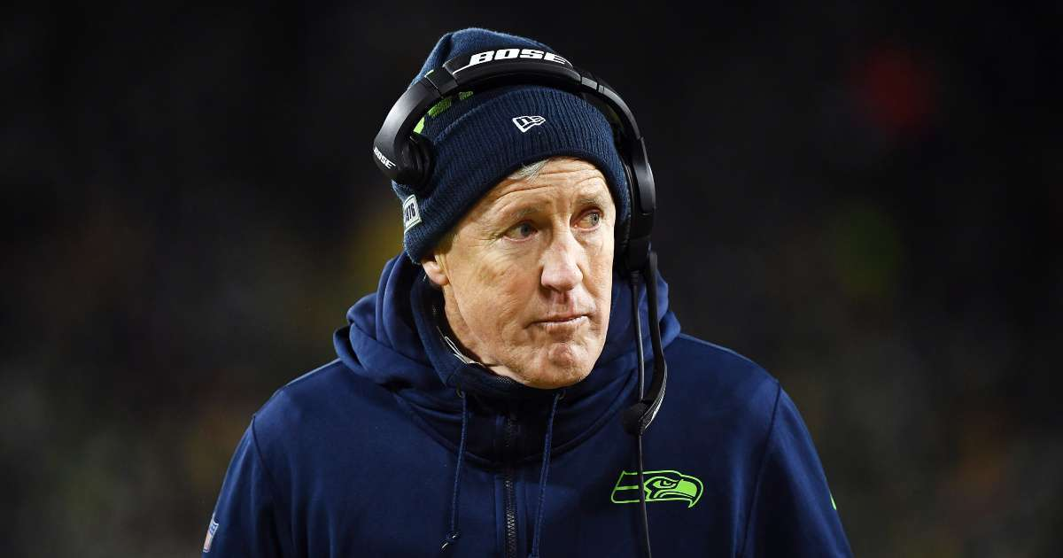 Seahawks coach Pete Carroll regrets not signing Colin Kaepernick