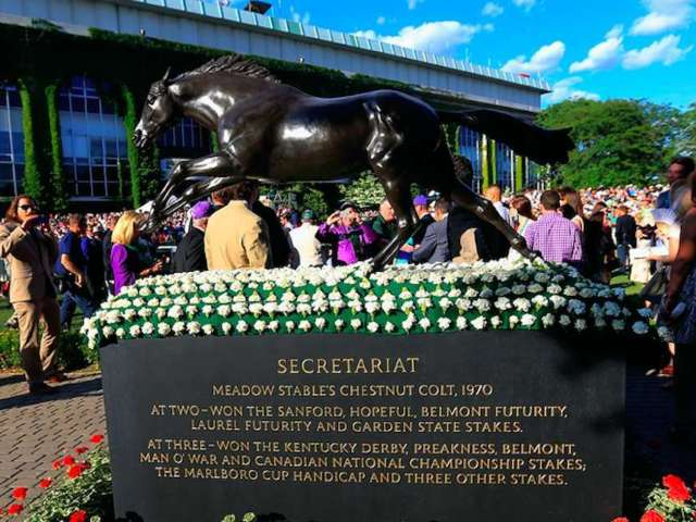Belmont Stakes: Secretariat Foundation Reveals Incredible Fact About Today's Racers