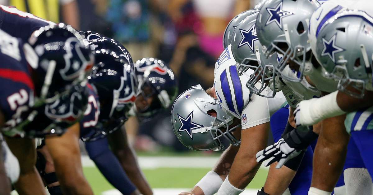 Several Dallas Cowboys Houston Texas players tested positive COVD-19