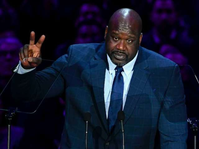 Shaquille O'Neal Sends Message to New Orleans Saints Following Drew Brees Comments