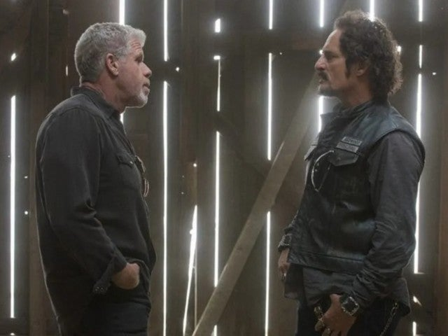 'Sons of Anarchy': Why Ron Perlman Replaced Scott Glenn as Clay Morrow