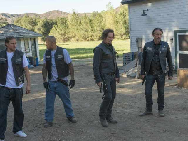 'Sons of Anarchy' Creator Clears up Confusion About Happy in 'Mayans M.C.'