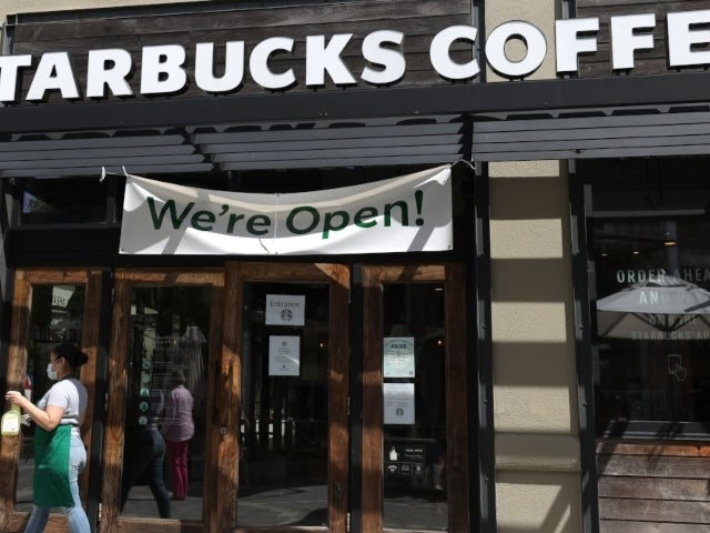 Starbucks Bans Employees From Wearing Anything Supporting Black Lives Matters