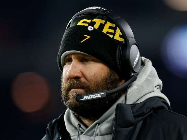 Steelers QB Ben Roethlisberger Admits to Past Addictions With Alcohol and Porn