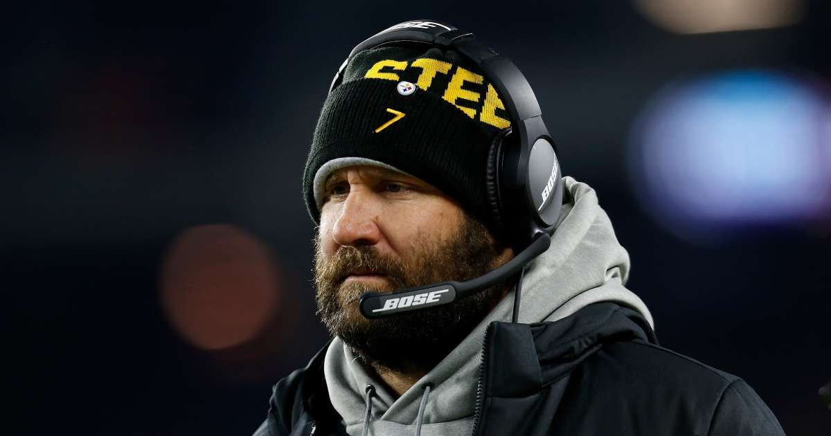 Steelers Ben Roethlisberger admits addiction alcohol