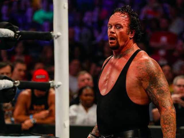 WWE: Undertaker Taking Heat for Blue Lives Matter Support