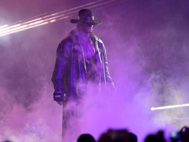The Undertaker Announces His Retirement From WWE on 'The Last Ride'