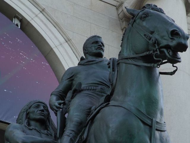 Theodore Roosevelt Statue to Be Removed From Natural History Museum