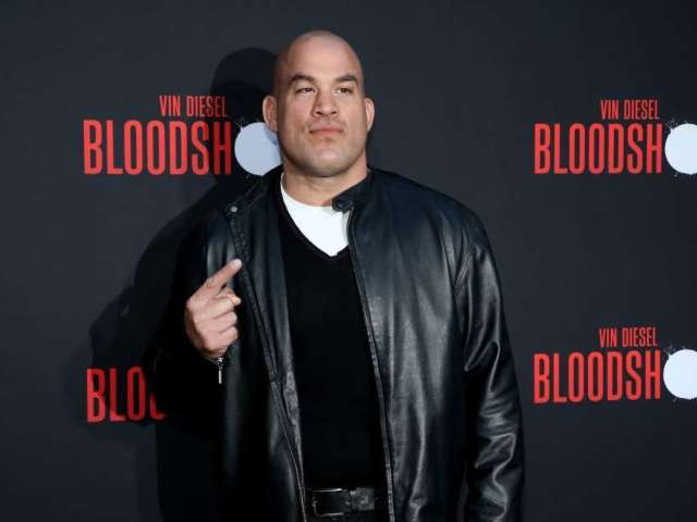 Tito Ortiz Wants to Become a Police Officer: 'Cops Are the Good Guys'