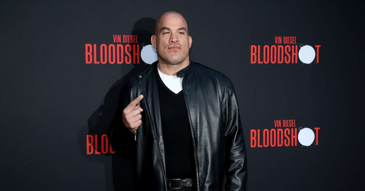 Tito Ortiz wants to become police officer
