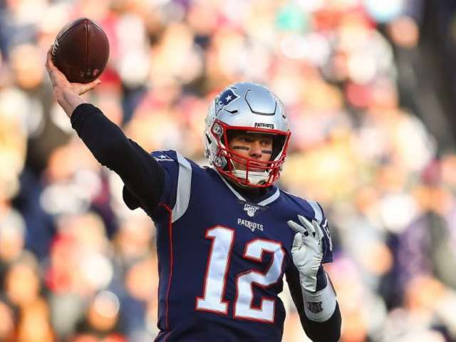 First Look at Tom Brady in Tampa Bay Buccaneers Uniform Revealed