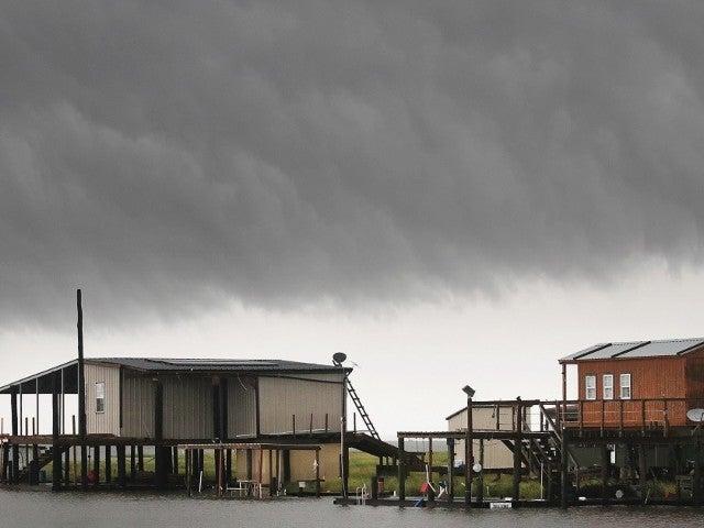 Tropical Storm Cristobal Nears Gulf Coast