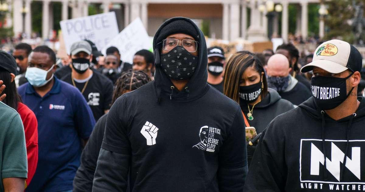 Von Miller pushes NFL policy changes Black Lives Matter video