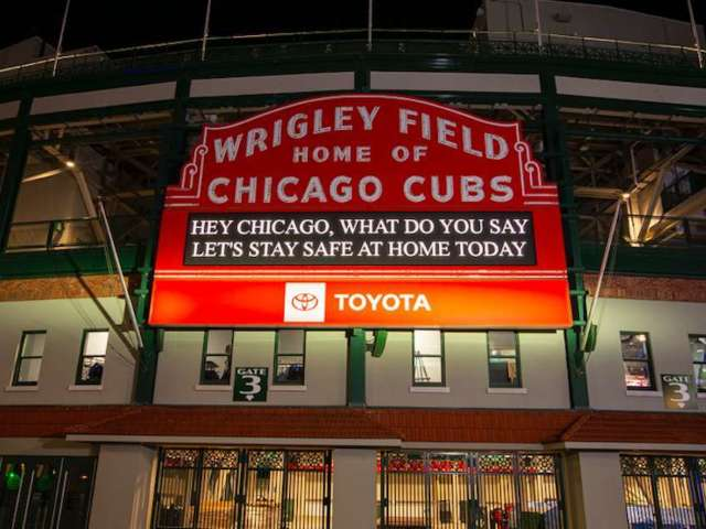 Why Wrigley Field's 'End Racism' Sign Message Is Ringing Hollow to Some Fans