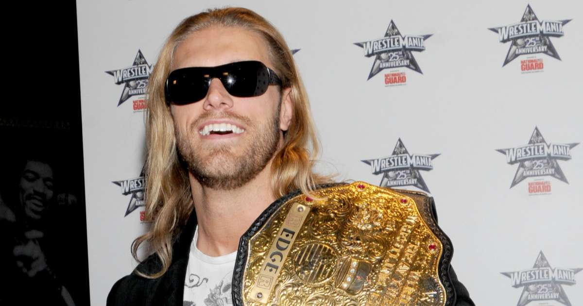 WWE confirms Edge injury torn triceps