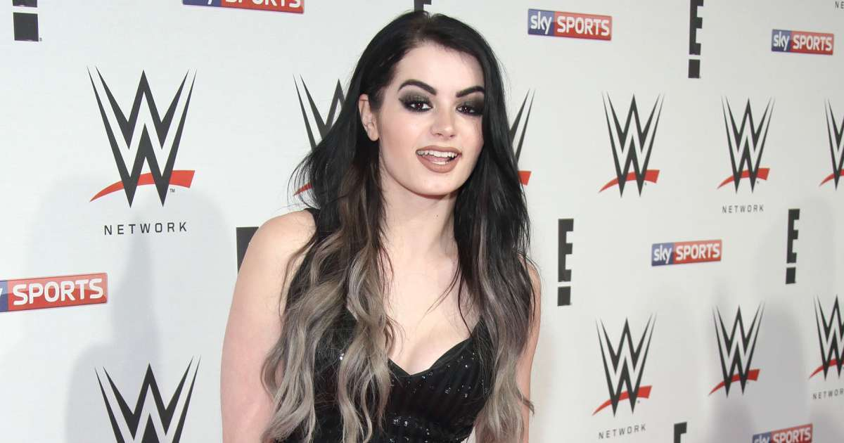 WWE Paige new bikini photos Twitch career