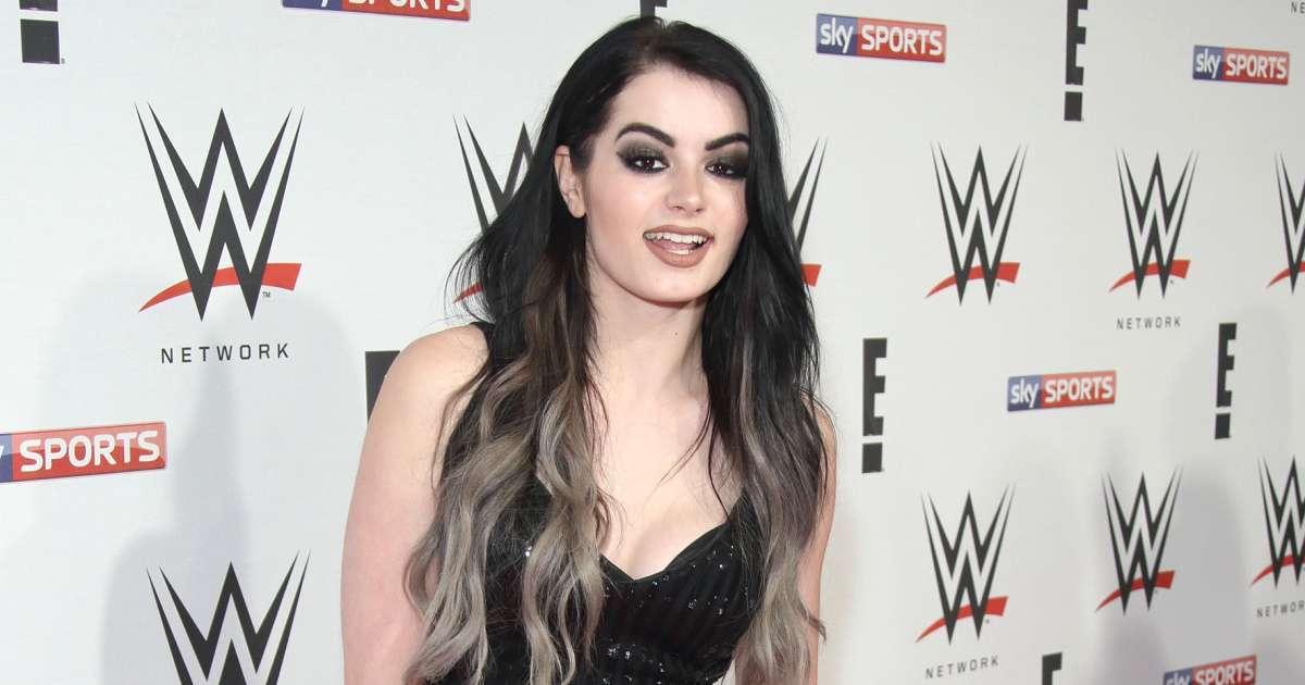WWE Paige new bikini photos Twitch career