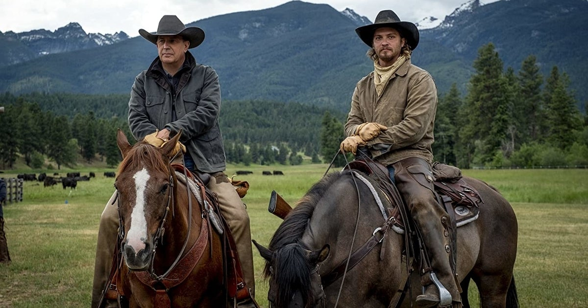 yellowstone season 3 paramount